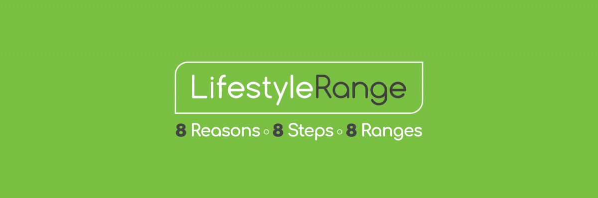 8 Reasons, 8 Steps and 8 Design Ranges!