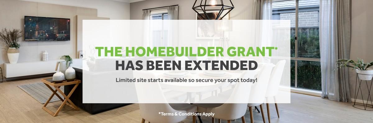HomeBuilder Program - Extension
