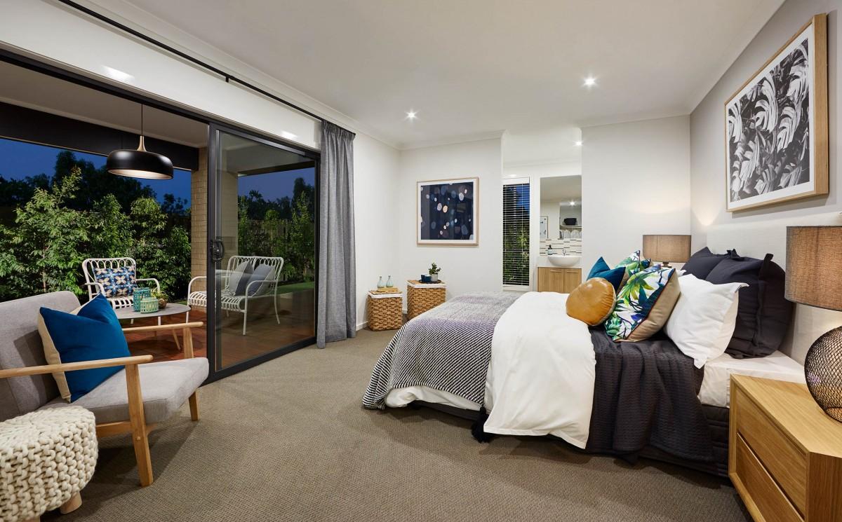 Master & Bedroom